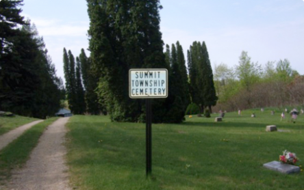 Summit Township Cemetery Photo